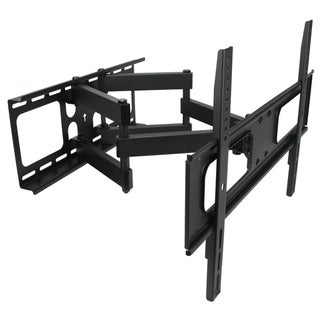 MegaMounts Full-motion Double-articulating Wall Mount for 32- to 70-inch Displays