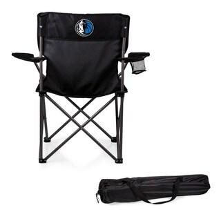 Picnic Time Dallas Mavericks Black PTZ Camp Chair