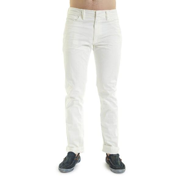 Excelled Men's 5 Pocket Peached Cotton Pant