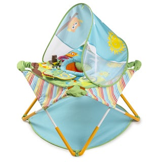 Summer Infant Pop 'N Jump Lightweight Plastic Baby Entertainer