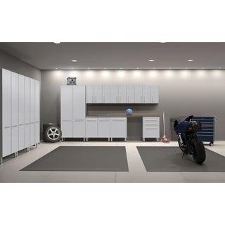 Ulti-Mate 11-Piece Multi-combination Garage Storage Cabinets