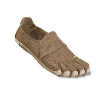 Vibram Men's Fivefingers 14M6201 CVT Khaki Hemp/Polyester Blend Size-42 Sneakers