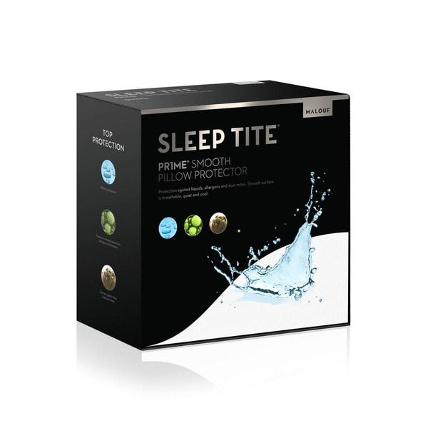 Malouf Sleep Tite Pr1me Smooth Pillow Protector (Set of 2)