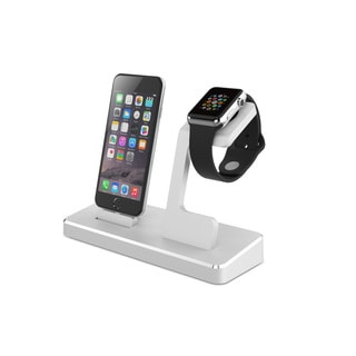 iPM Apple Watch and iPhone Dual-charging Station With 2 USB Ports