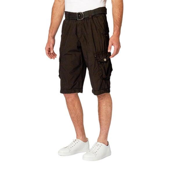XRAY Men's Wesley II Cotton Cargo Shorts