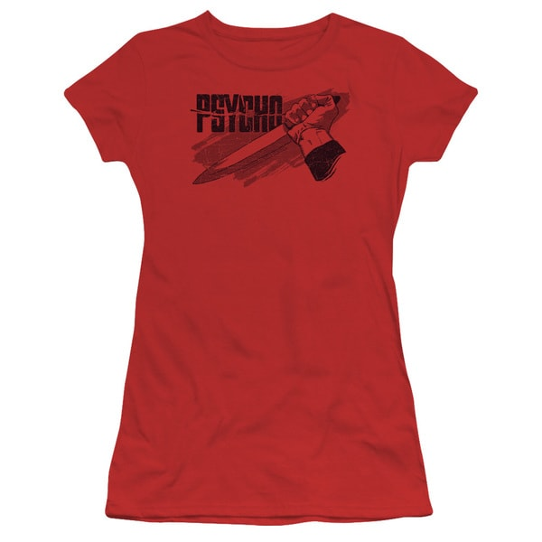 Psycho/Knife Junior Sheer in Red