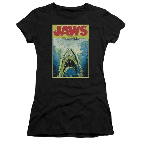 Jaws/Bright Jaws Junior Sheer in Black