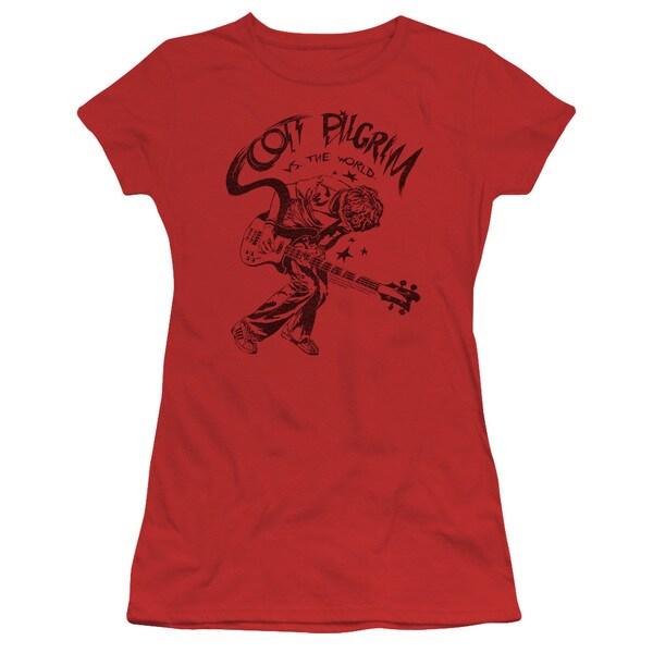 Scott Pilgrim/Rockin Junior Sheer in Red
