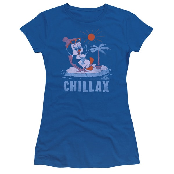 Chilly Willy/Chillax Junior Sheer in Royal Blue