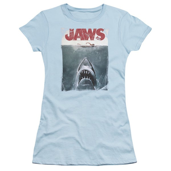 Jaws/Title Junior Sheer in Light Blue