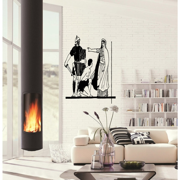 Mythology history legend ancient people Wall Art Sticker Decal
