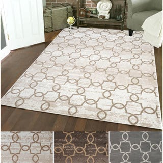 Admire Home Living Plaza Arte Area rug (7'10 x 10'6)