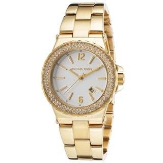 Michael Kors Women's MK5920 Gold-tone Stainless Steel Watch