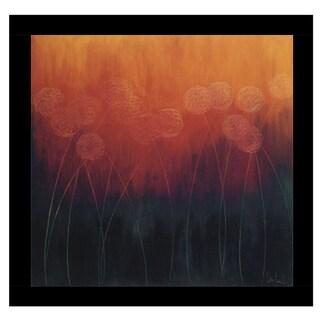 'In Full Bloom II' by Meritxell Ribera Framed Art