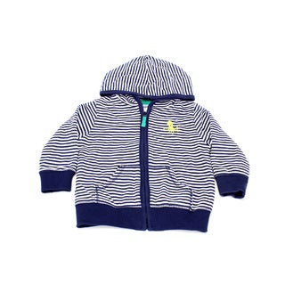 Carter's Baby Boy's Navy/Green Outfit