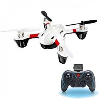 WonderTech 200C Gemini 2.4GHz Micro 6-axis White Gyro Drone with HD Camera