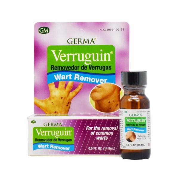 Germa Verruguin 0.5-ounce Wart Remover