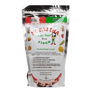 Nopalina Flax Seed Plus Fiber