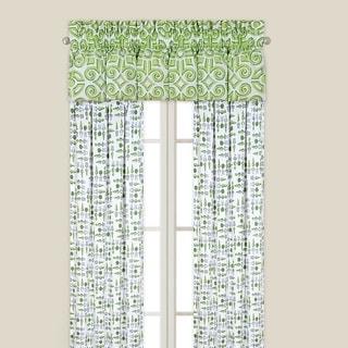 Boxwood Abbey Curtain Panel