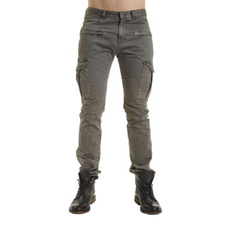 Excelled Men's Slim Fitting Cargo Pant