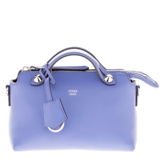Fendi Mini 'By The Way' Leather Satchel