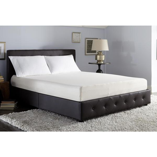 DHP Signature Sleep Memoir 8-inch Twin-size Memory Foam Mattress