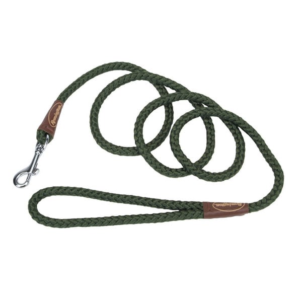 Remington Braided Rope Snap Dog Leash