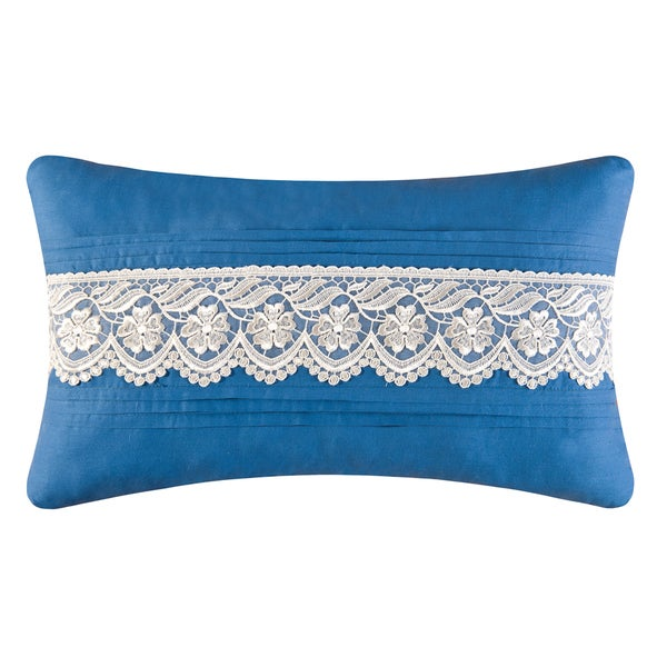 Wedgewood Lace Pillow