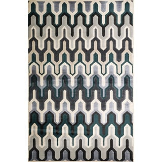 Christopher Knight Home Virginia Therese Geometric Rug (8' x 10')