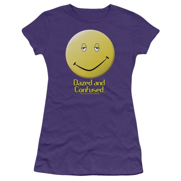 Dazed and Confused/Dazed Smile Junior Sheer in Purple
