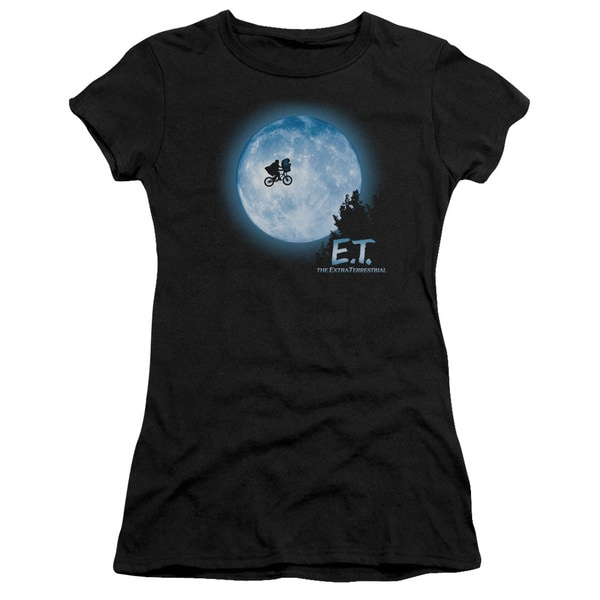 ET/Moon Scene Junior Sheer in Black