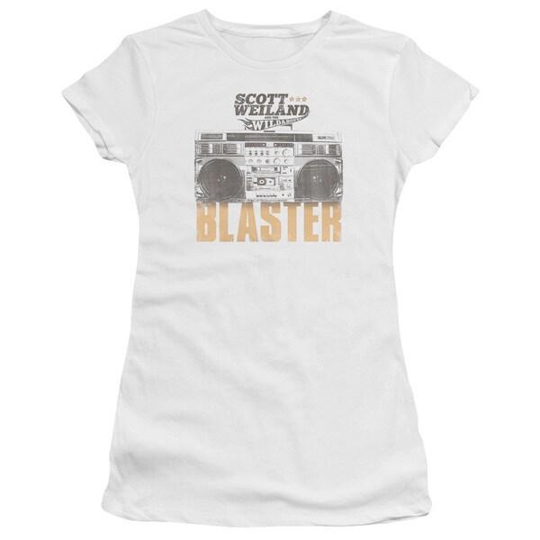 Scott Weiland/Blaster Junior Sheer in White