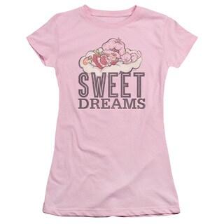 Strawberry Shortcake/Sweet Dreams Junior Sheer in Pink