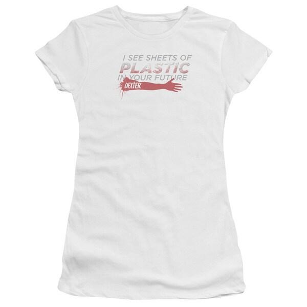 Dexter/Plastic Prediction Junior Sheer in White