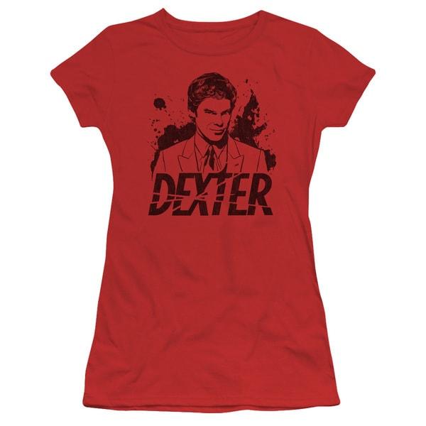 Dexter/Splatter Dex Junior Sheer in Red