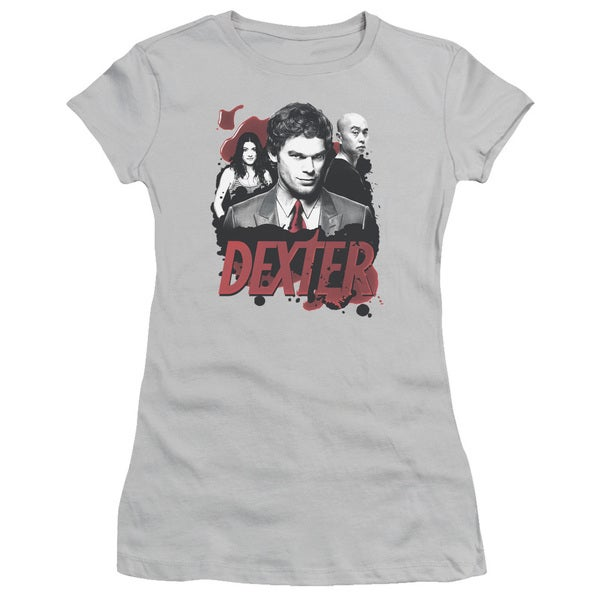 Dexter/Bloody Trio Junior Sheer in Silver