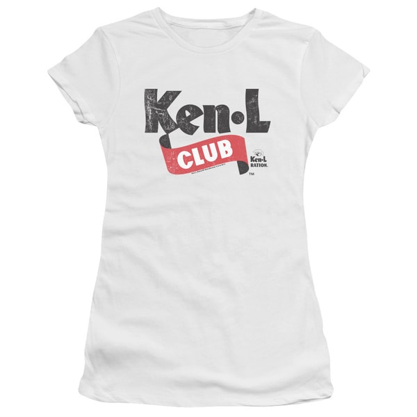 Ken L Ration/Ken L Club Junior Sheer in White