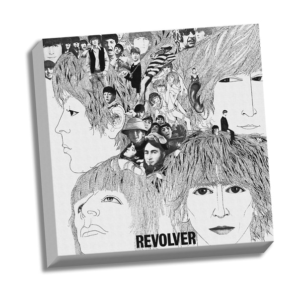 The Beatles Revolver 20x20 Canvas