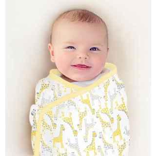 Summer Infant Little Giraffe Small SwaddleMe
