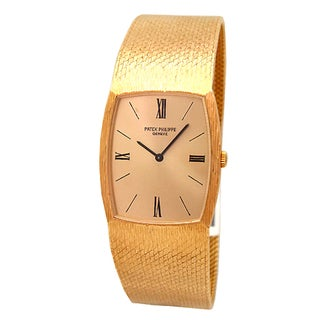 Pre-owned Patek Philippe Vintage 18k Yellow Gold Watch