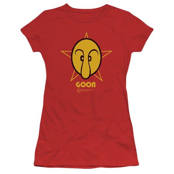 Popeye/Goon Junior Sheer in Red