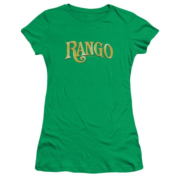 Rango/Logo Junior Sheer in Kelly Green