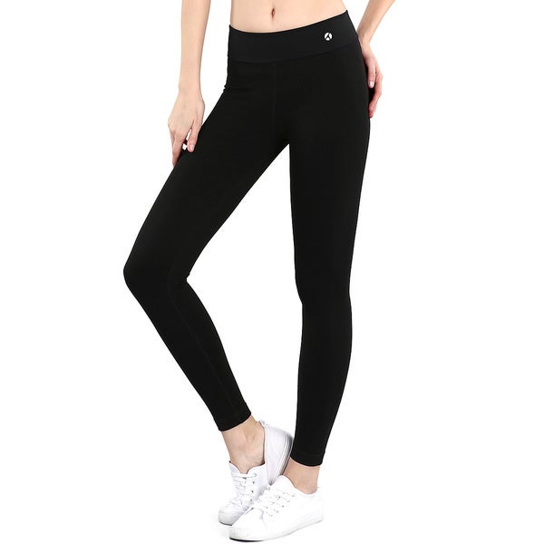 Nikibiki Activewear Women's Long Flex-Fit Yoga Pants 18901373