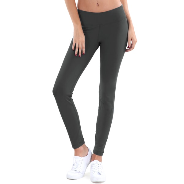 Nikibiki Activewear Women's Nylon and Spandex Basic Long Jersey Pants 18902652