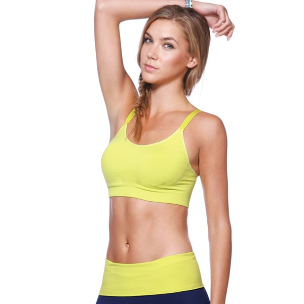 Nikibiki Activewear Women's Adjustable Racerback Sports Bra Top 18902726