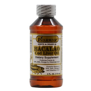 Aceite de Higado de Bacalao Cod Liver Oil