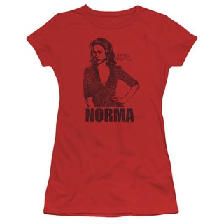 Bates Motel/Norma Junior Sheer in Red