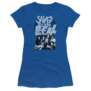 Saved By The Bell/Retro Cast Junior Sheer in Royal