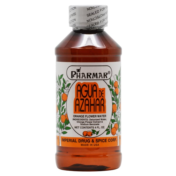 Pharmar Agua de Azahar Orange Flower Water