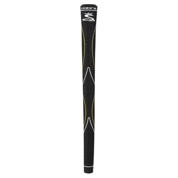 Cobra S3 Men's Black, White Golf Grip